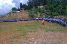 Child Day Celebration in Badhakhola