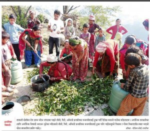 Nagarik photo caption
