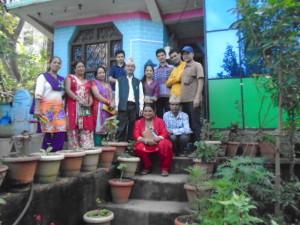 सामाजिक सेवा केन्द्र (सोसेक) नेपाल, दैलेख कार्य समिति पदाधिकारी तथा सदस्यहरु